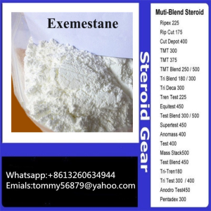 Exemestane anti estrogen powder for muscle building