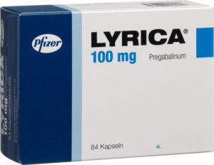 BUY LYRICA (PREGABALIN) 100MG TABLETS