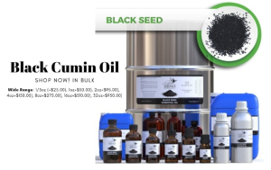 Shop Now! HBNO™ Black Cumin Essential Oil