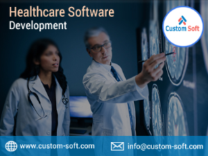 Healthcare Software Development India by CustomSoft