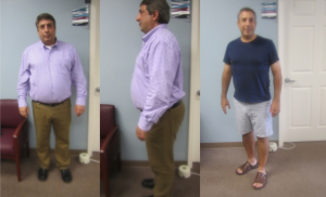 Paul lost over 60 pounds in just 3 months!