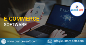 E-Commerce Software by CustomSoft