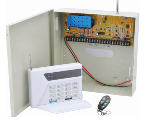 Bus alarm systems, wireless & wired alarm systems