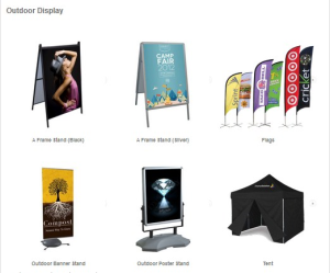 Whole Sale Banner Stand