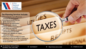 Tax Returns services in gravesend | avna