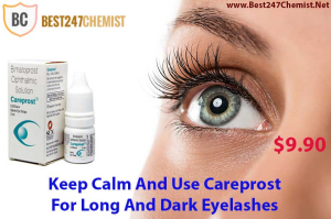Purchase Careprost Eye Drops And Forget Fake Eyelashes