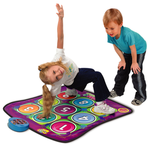 Zippy Mat Dancing Challenge Playmat