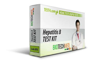 Hepatitis b home test