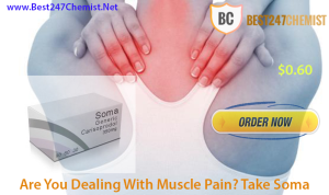 Get The Best Treatment Of Muscle Pain By Using Soma