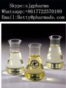 Semi-Finished Liquid 200mg/ml Nandrolone Undecylate www.dragonroidlabs.com