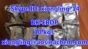 China RC Vendor of Crystal BKEBEP BKEBDP BKEBDP BK-EBDP xiongling@aosinachem.com
