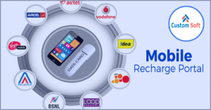 Mobile Recharge Portal by CustomSoft