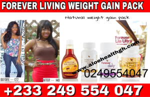 forever living gain weight pack