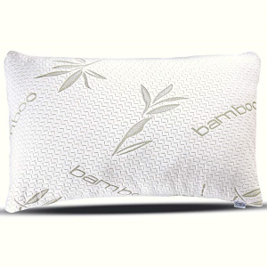 King Size Bamboo Memory Foam Pillow