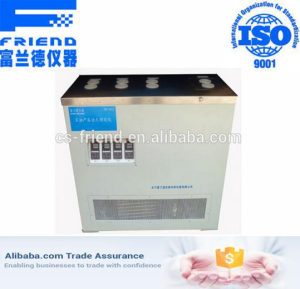 FDT-0315 Pour point, cloud point, freezing point, cold filter plugging point tester