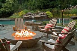 Fire pit and accessories