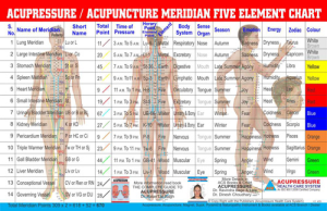 Master Diploma in Acupressure Therapy