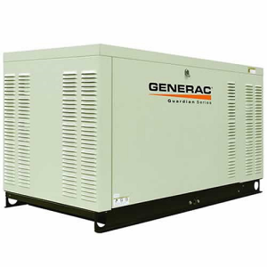 Generac Guardian Series 25 kW Emergency Standby Power Generator