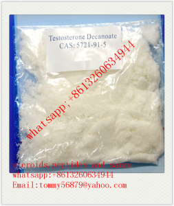 Testosterone Decanoate  raw steroids/anaboilc supply whatsapp:+8613260634944;