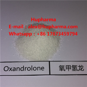 USA/UK domestic Hupharma Oral Anavar Oxandrolone steroids powder