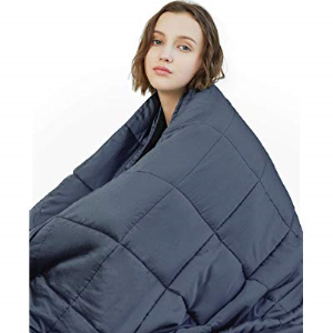 YnM Weighted Blanket (15 Lbs, 48