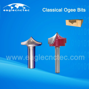 Roundover Classic Ogee Router Bit For Sale