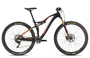 2017 Orbea Occam TR H10 Mountain Bike