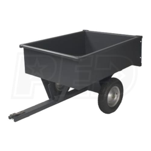 Precision Products 10 Cubic Foot Steel Dump Cart