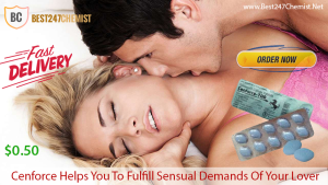 Boost Up Your Lovemaking Moments By Using Cenforce
