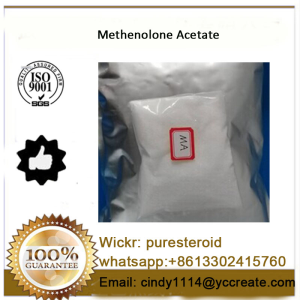 High Quality Methenolone Acetate Primobolone with Best Price