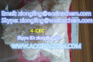 4cec 4-cec 4-emc 4emc research chemical crystal China legal and reliable manufacturer xiongling@aosi