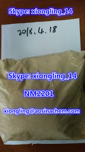 Legit China Vendor Supplier of NM2201 NM2201 NM2201 powder nm2201 powder xiongling@aosinachem.com