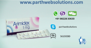 Arimidex (Anastrozole Tablets)