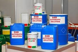 SSD AUTOMATIC CHEMICAL SOLUTION FOR CLEANING DEFACED CURRENCY NOTES WITH MACHINE