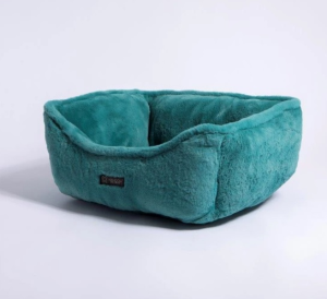 CLOUD REVERSIBLE BED 25 X 21 JADE