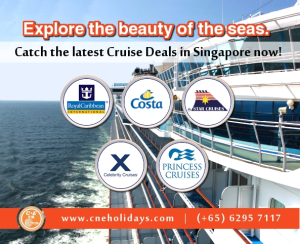Cruise Promotions in Singapore