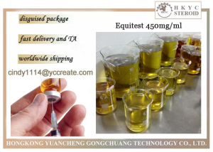 Semi-made Cutting solution Equitest 450mg/ml steroid whatsapp +8613302415760