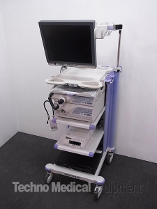 used Olympus EVIS LUCERA 260 and GIF-XQ260 Endoscopy set for sale (technomedicalequipment.com)