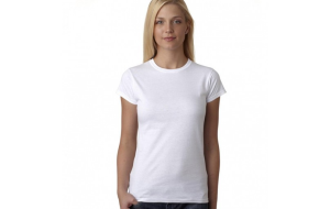 Now Get a Cool and Elegant Look by Wearing Plain White T-Shirt