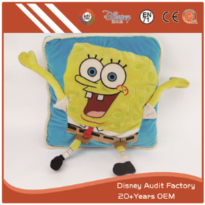 Spongebob Squarepants Toy Embroidery Pattern
