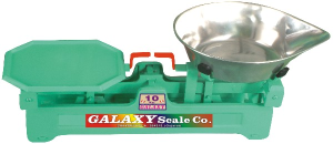 WEIGHING SCALE STEEL OBLONG & IRON PLATE
