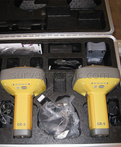 for sale Topcon GR-5 Dual Base and Rover RTK (surveyingepic.com)