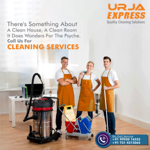 Cleaning Services-Commercial & Domestic