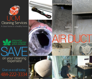 Air duct cleaning in Philadelphia