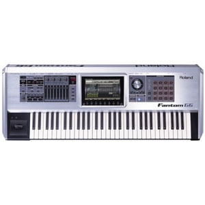 Roland Fantom-G6 Workstation Keyboard