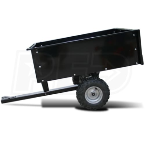Recharge Mower 8 Cubic Foot Tow-Behind Dump Cart