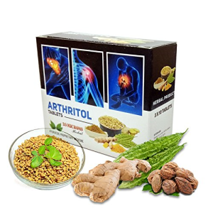 Arthritis & Joint Care Herbal Supplements