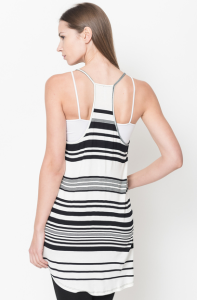 striped tank tops