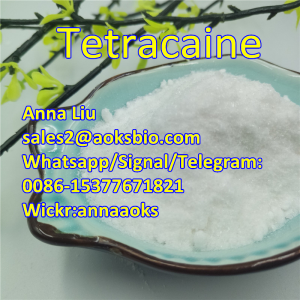 Tetracaine,Tetracaine powder,Tetracaine price,Tetracaine factory,Whatsapp:0086-15377671821
