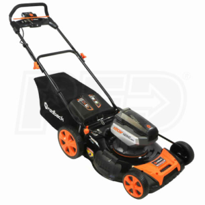 "Redback (21"") 120-Volt Lithium-Ion Cordless Electric Lawn Mower"